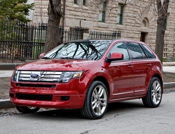 2010 Ford Edge Specs Pictures Trims Colors  Carscom