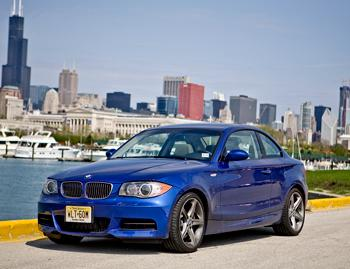 Our view: 2008 BMW 135