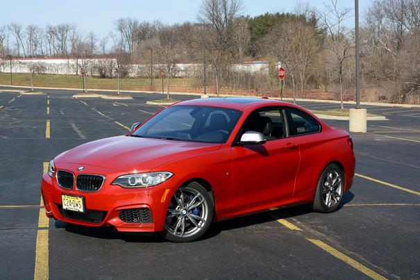 Our view: 2015 BMW M235
