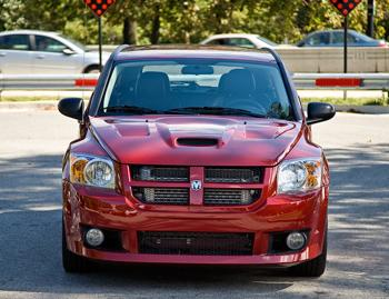 Our view: 2008 Dodge Caliber
