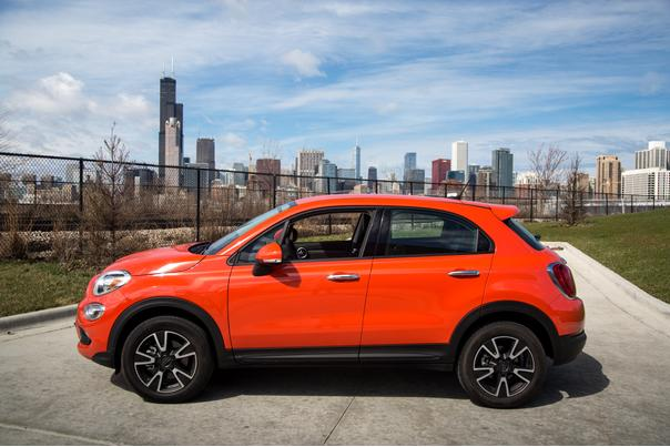 2017 Fiat 500X: Our View
