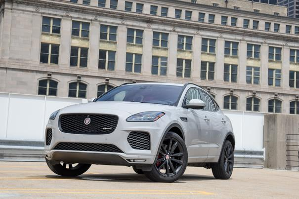 2018 Jaguar E-Pace: Trade-Offs for the Fun
