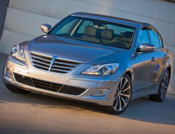 Our view: 2013 Hyundai Genesis