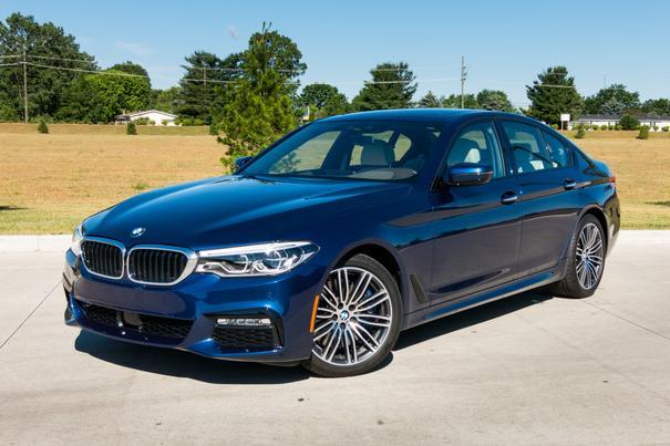 Car Repair Estimate >> 2018 BMW 530 Overview | Cars.com