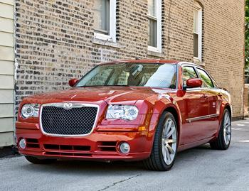 Our view: 2009 Chrysler 300C
