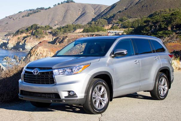 Our view: 2015 Toyota Highlander