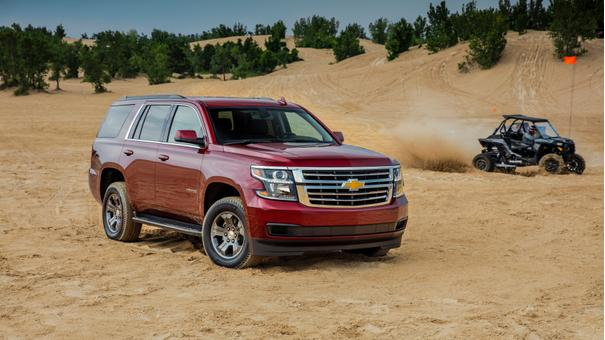 Chevrolet Tahoe Overview Cars Com