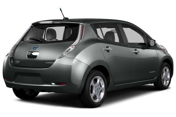 2013 nissan leaf overview. Black Bedroom Furniture Sets. Home Design Ideas