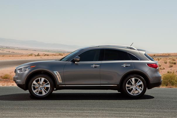 Our view: 2012 Infiniti FX35