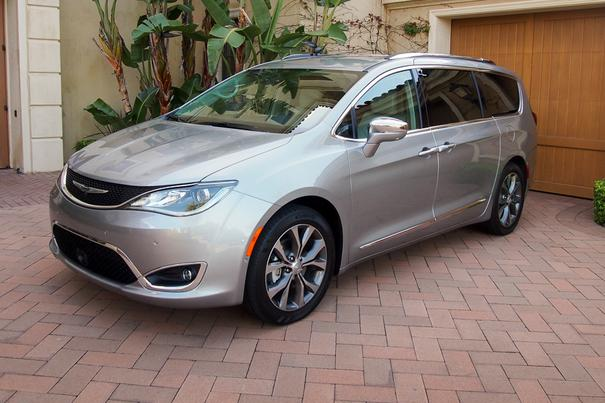Our view: 2017 Chrysler Pacifica