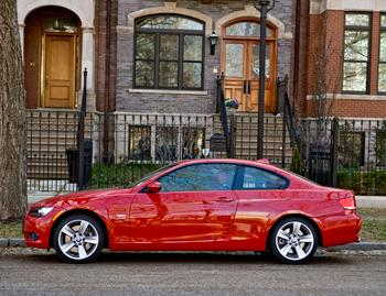 Our view: 2009 BMW 335