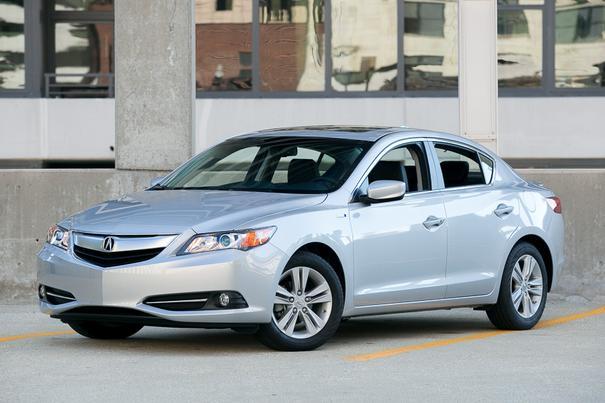 Our view: 2013 Acura ILX Hybrid