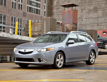 Our view: 2012 Acura TSX