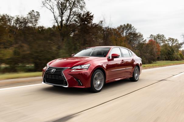 2018 Lexus GS 350 Review: Last of the Old-School Lexus Cars