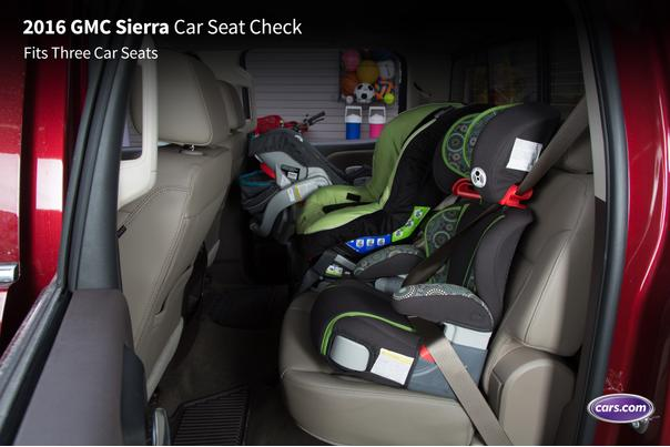 Cars With The Most Room For A Baby Seat