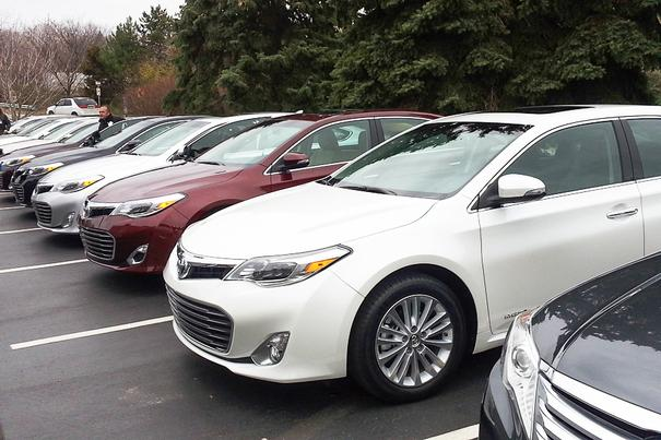 Our view: 2013 Toyota Avalon