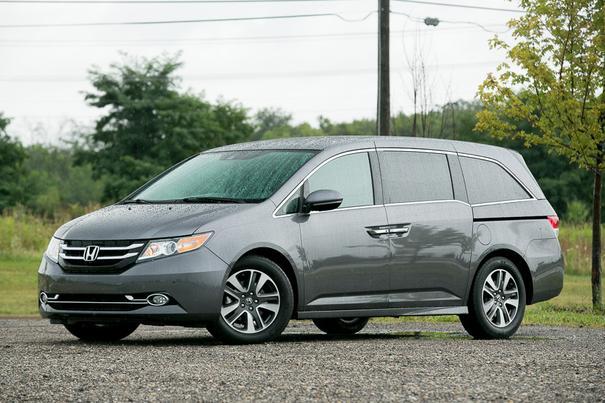 Our view: 2014 Honda Odyssey