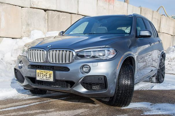 Our View: 2017 BMW X5 eDrive