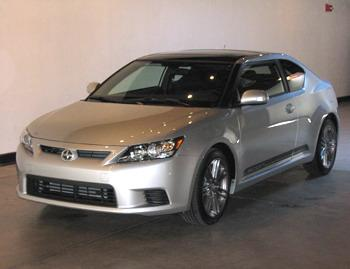 Our view: 2011 Scion tC