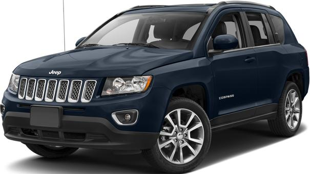 2017 jeep compass specs pictures trims colors. Black Bedroom Furniture Sets. Home Design Ideas