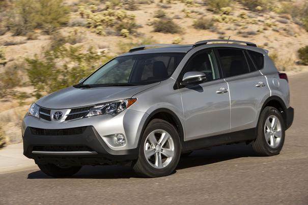 Our view: 2013 Toyota RAV4