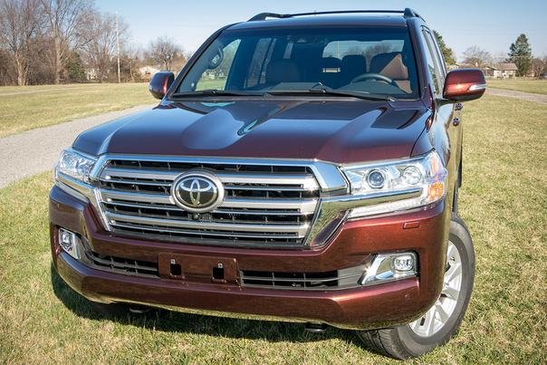 Our View: 2017 Toyota Land Cruiser