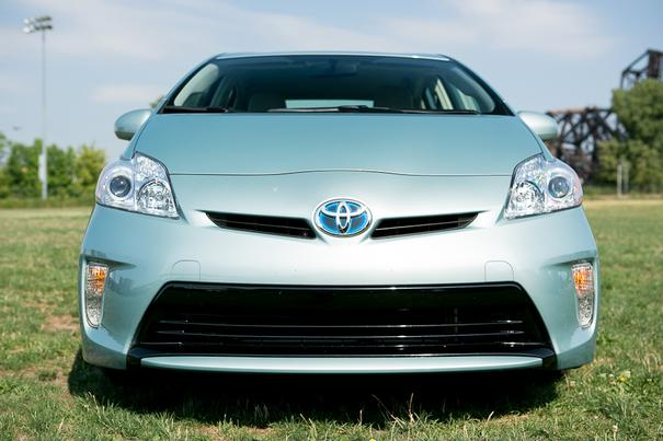 Our view: 2013 Toyota Prius