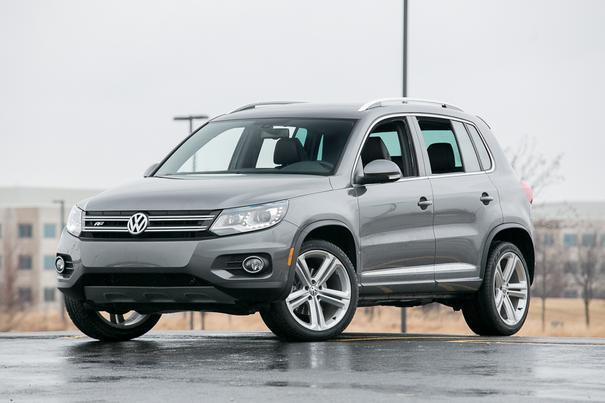 Our view: 2015 Volkswagen Tiguan