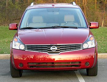 Our view: 2007 Nissan Quest