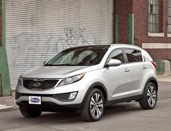 Our view: 2012 Kia Sportage