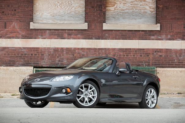 Our view: 2015 Mazda MX-5 Miata