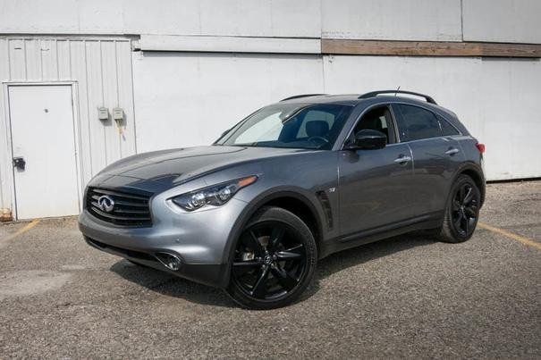 Our View: 2017 Infiniti QX70