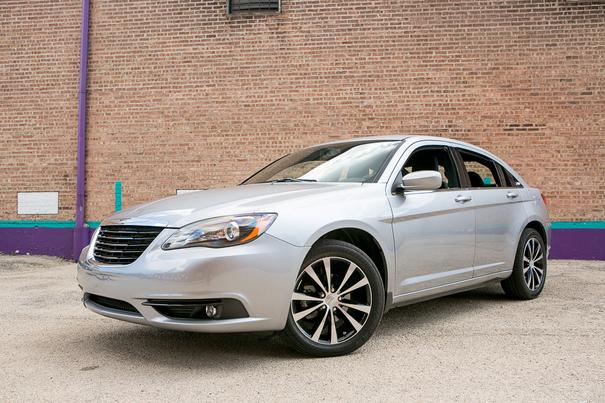 Our view: 2014 Chrysler 200