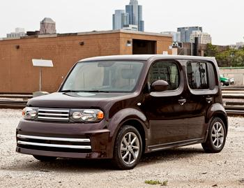 Our view: 2010 Nissan Cube