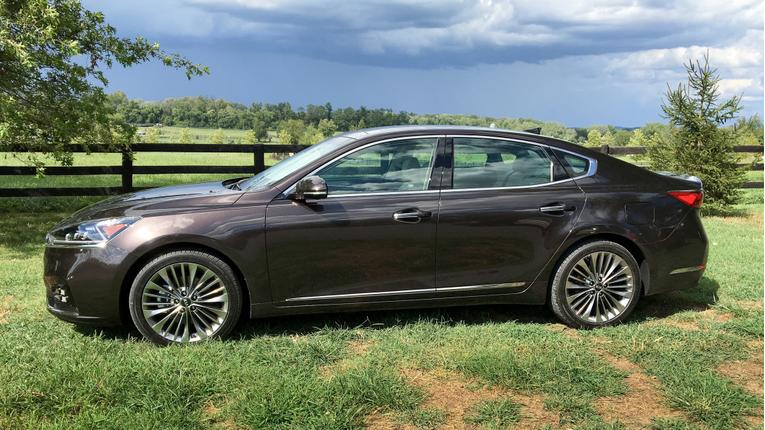 2017 Kia Cadenza Review: First Drive