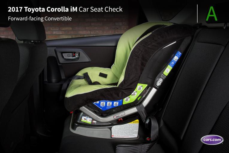 2017 Toyota Corolla Im Car Seat Check
