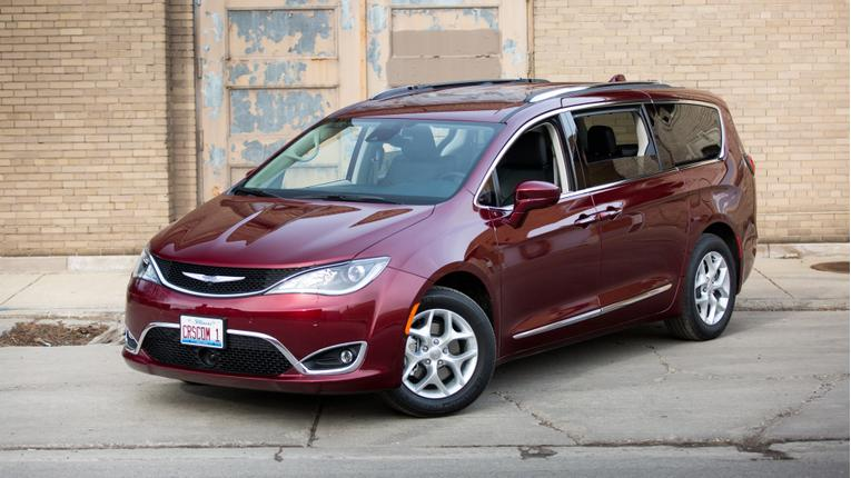 We Bought a 2017 Chrysler Pacifica