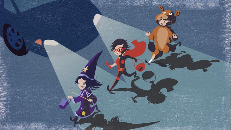 Tricks to Help Keep the Treating Safe This Halloween