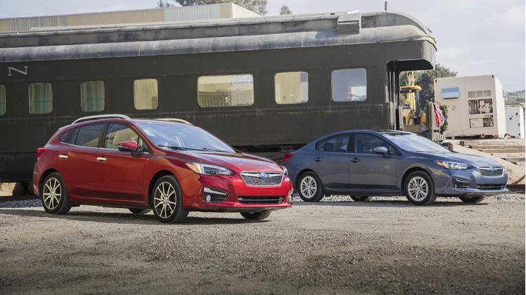 2017 Subaru Impreza Review: First Drive