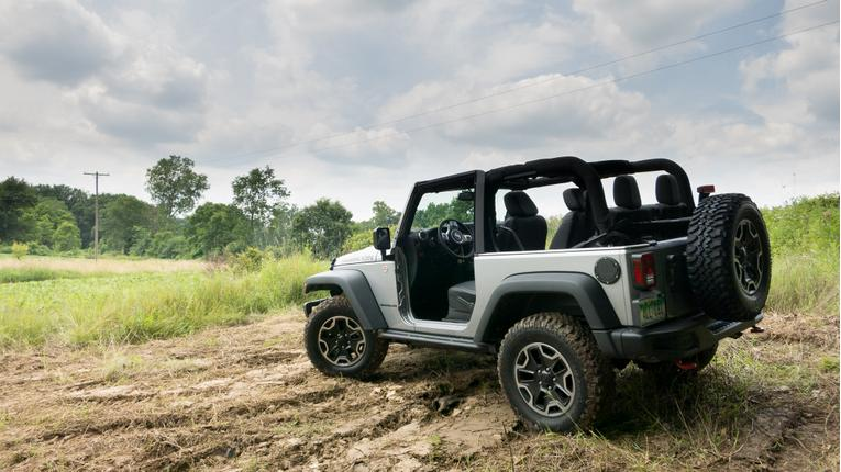 2015 Jeep Wrangler Rubicon Hard Rock: The Ultimate Summer Vehicle
