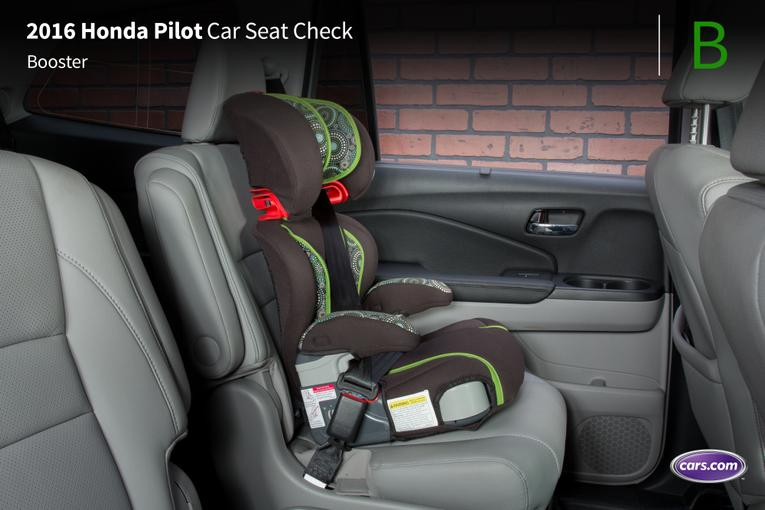 2016 Honda Pilot Car Seat Check