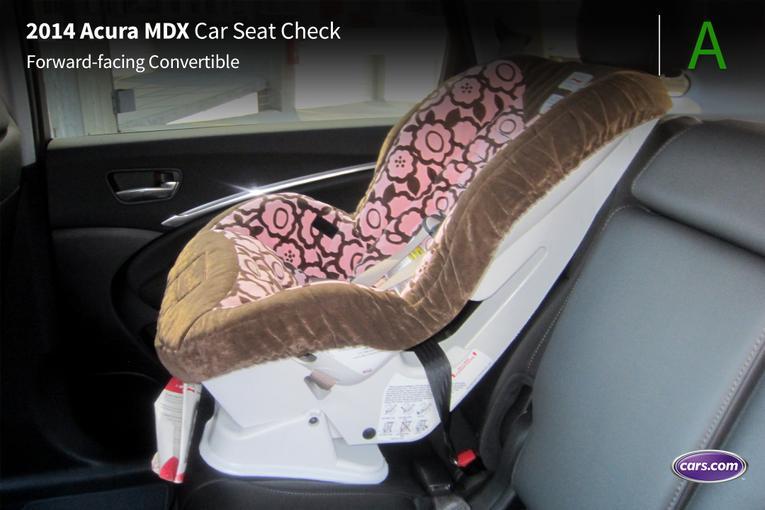 2014 Acura MDX;