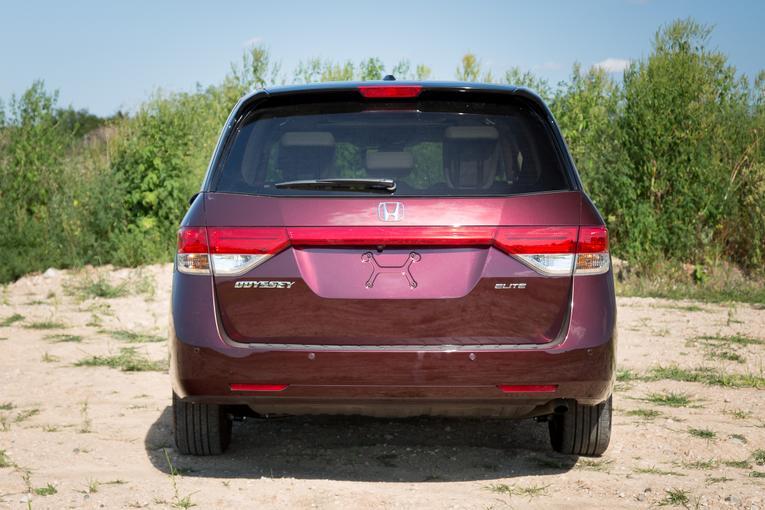2015 Honda Odyssey;