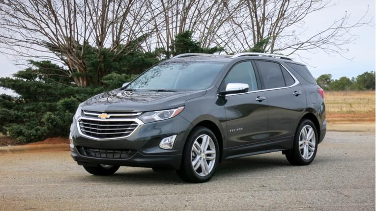 2018 Chevrolet Equinox Review: First Drive