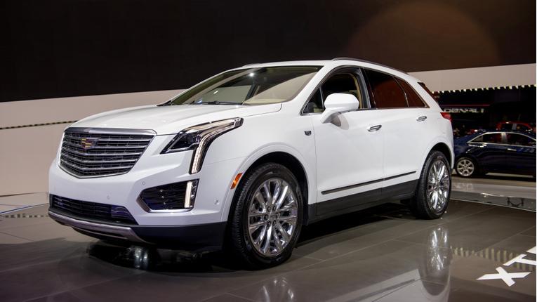 2017 Cadillac XT5: First Impressions