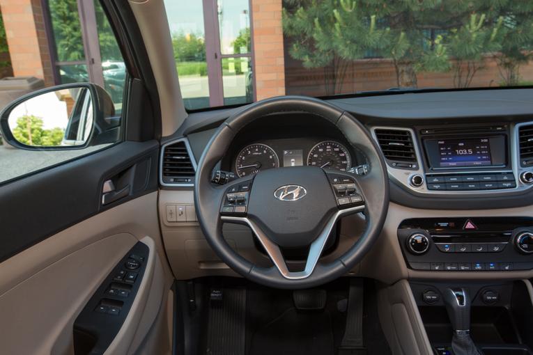 2016 Hyundai Tuscon