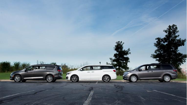 What's the Ultimate Minivan for 2016?