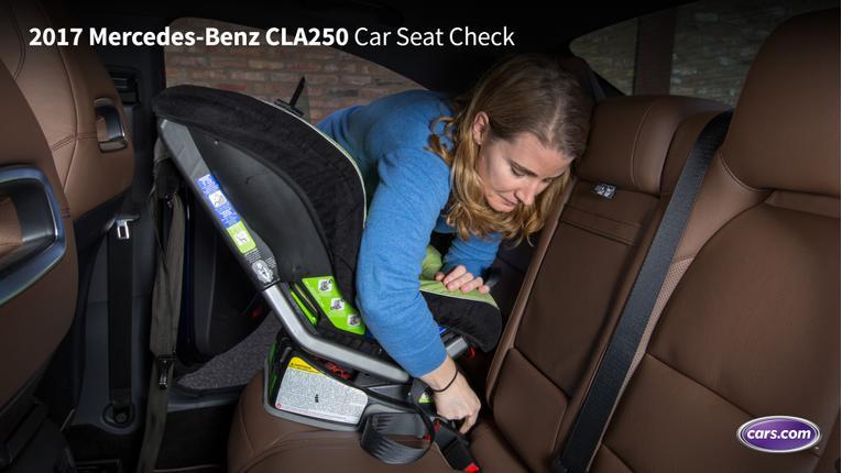 2017 mercedes benz cla 250 car seat check news. Black Bedroom Furniture Sets. Home Design Ideas
