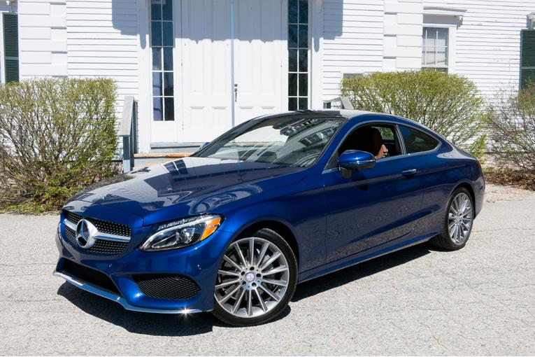 Mercedes Benz Of Ann Arbor >> 2017 Mercedes-Benz C300 Coupe: First Drive