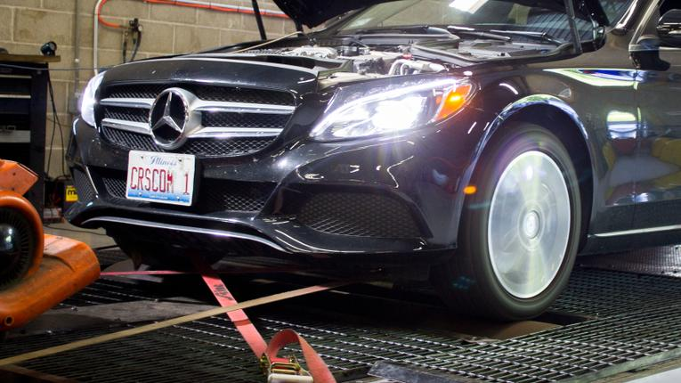 2015 Mercedes-Benz C300 Is Quicker Than You Think